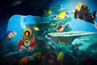 art gallery in Thailand