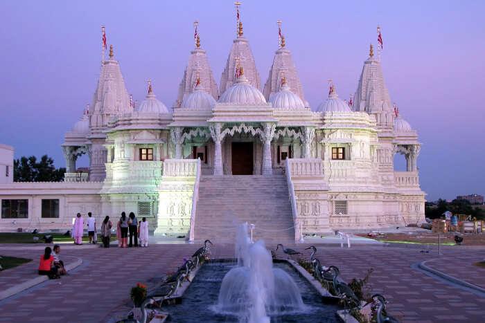 BAPS ShriSwami Narayan Mandir