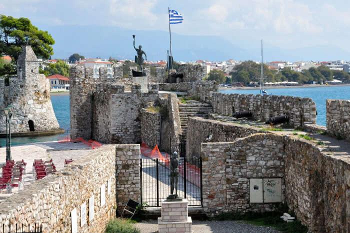 Castle of Nafpaktos