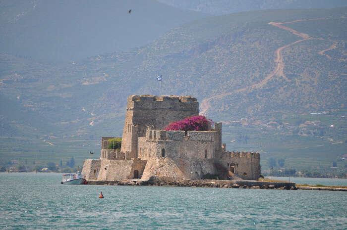 Castle of Nafplio