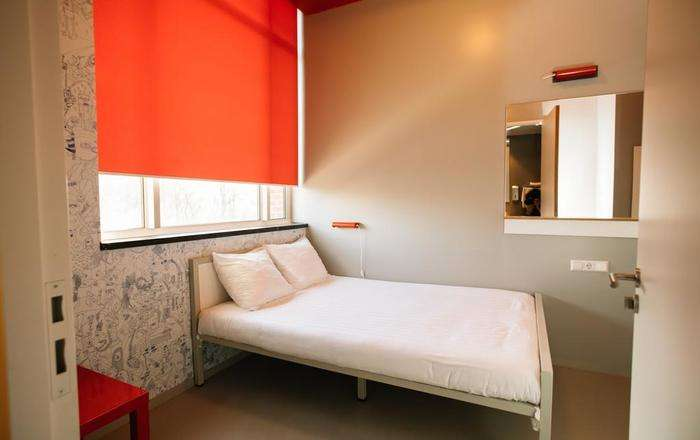 Awesome rooms of hostel