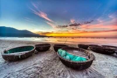 beaches in da nang