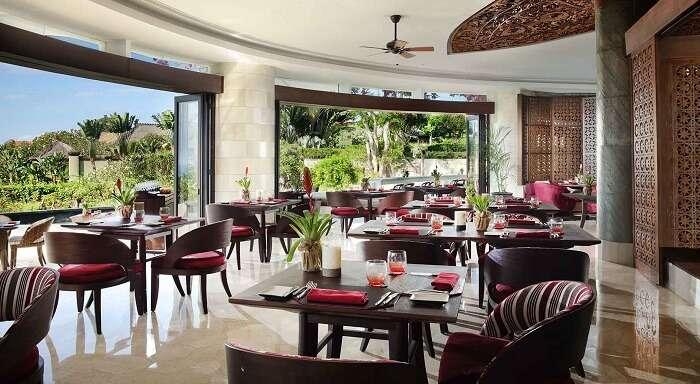Dava Steak and Seafood Restaurant