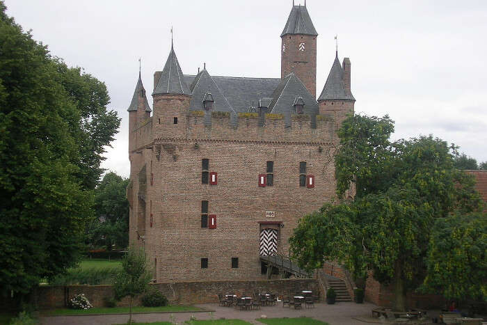 Doornenburg Castle