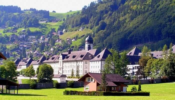 amazing religious communities of Europe