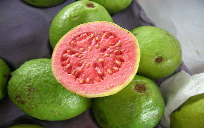 Fruits and Guava