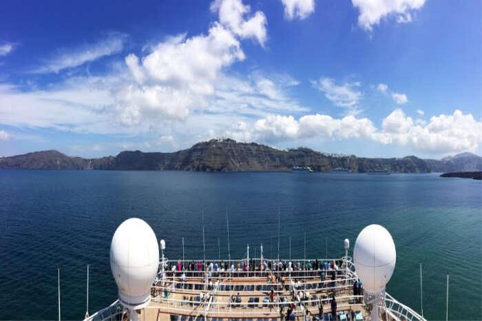 Gulet Cruise on Turkish Riveria
