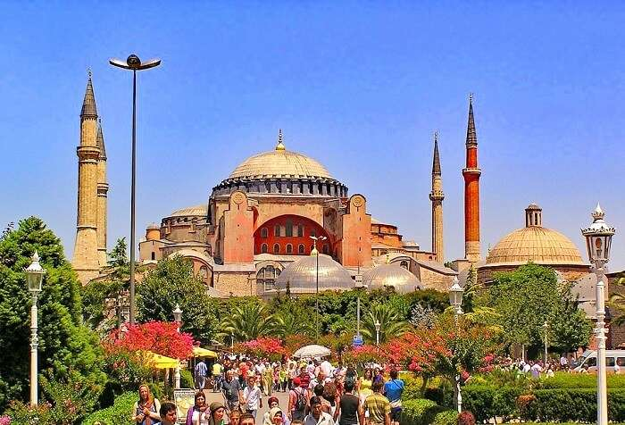 Hagia Sophia Church