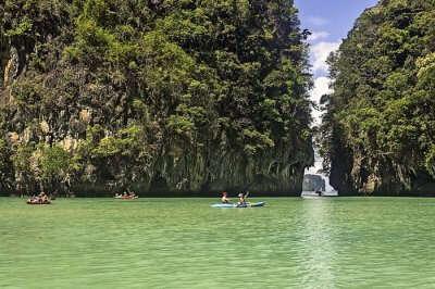tour nearby Thailand
