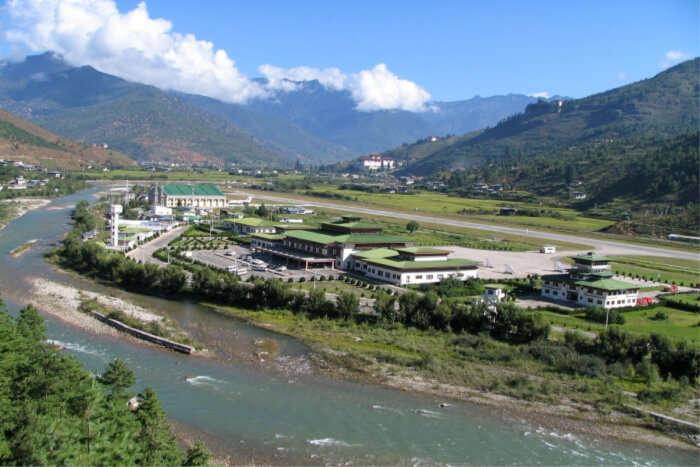 How To Reach Bhutan