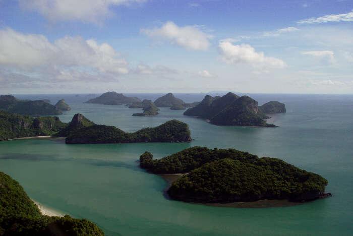 How To Reach Koh Nang Yuan Island