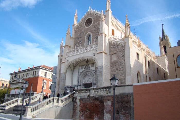Iglesia De San Jerónimo El Real