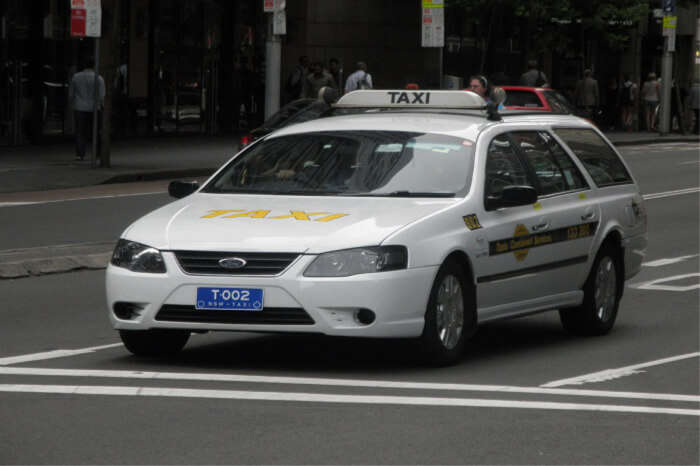 local taxi