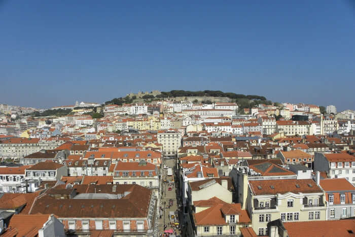 Lisbon's Viewpoint