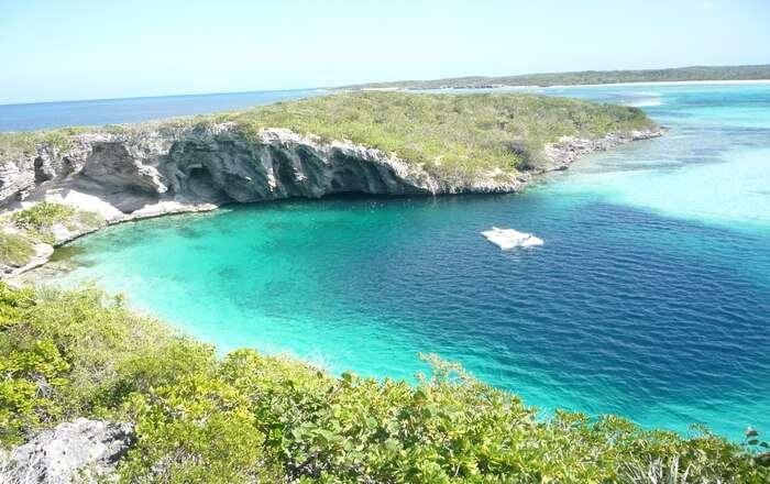 Large Island