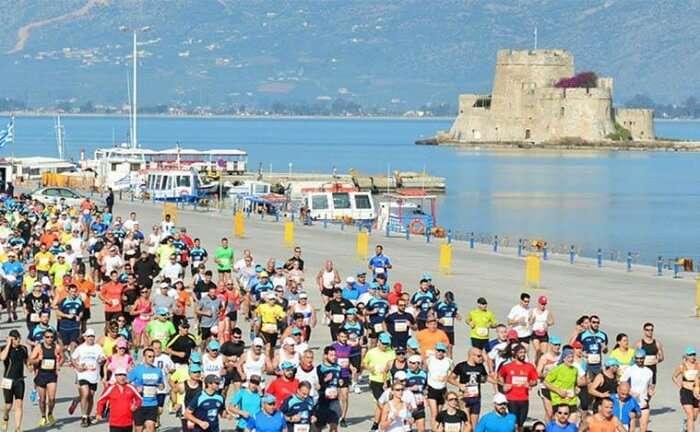 Nafplio Marathon