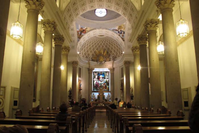 Oratorio Del Caballero De Gracia