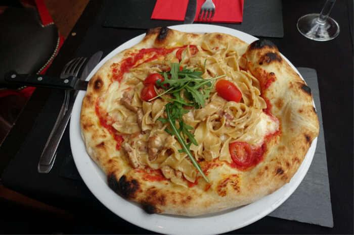 Panarottis Pizza Pasta Quatre Bornes