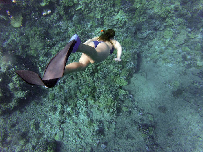 famous place for diving