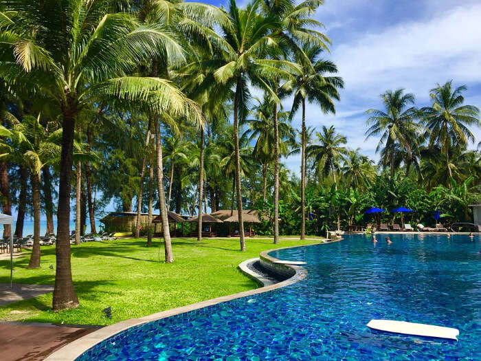 Places To Stay At Koh Nang Yuan Island