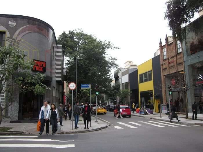 Street of Brazil
