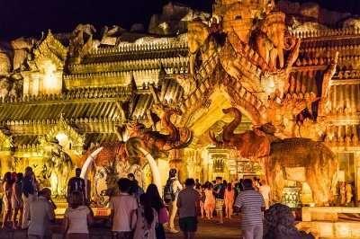 nightlife in thailand