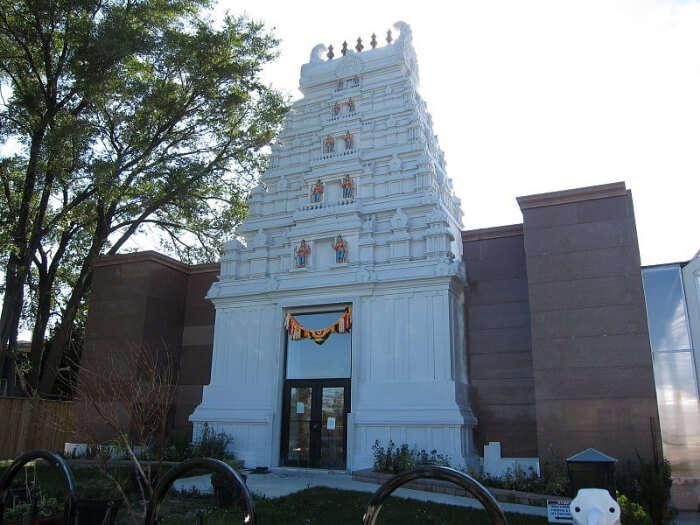 The Sringeri Temple