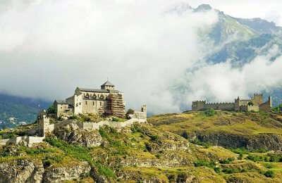 Castles Of Switzerland