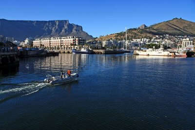 waterfront at capetown