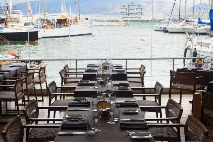 Varoulko Restaurant