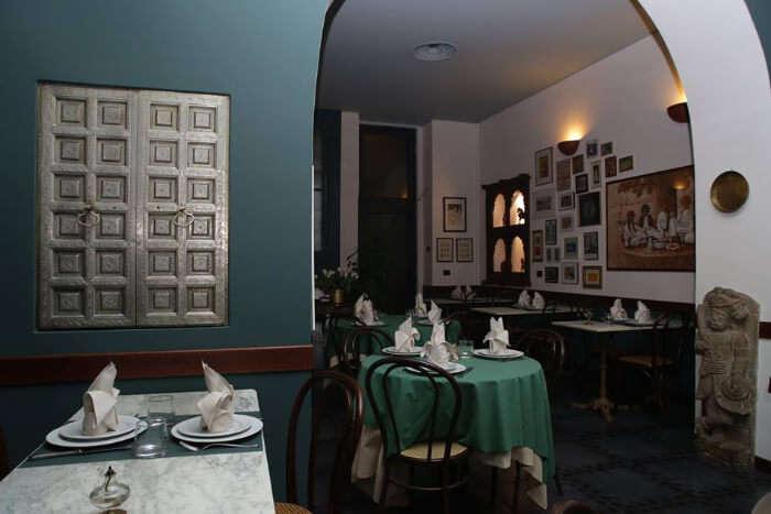 Indian Restaurants in Milan
