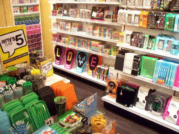 bookbinders, shopping in lucrene