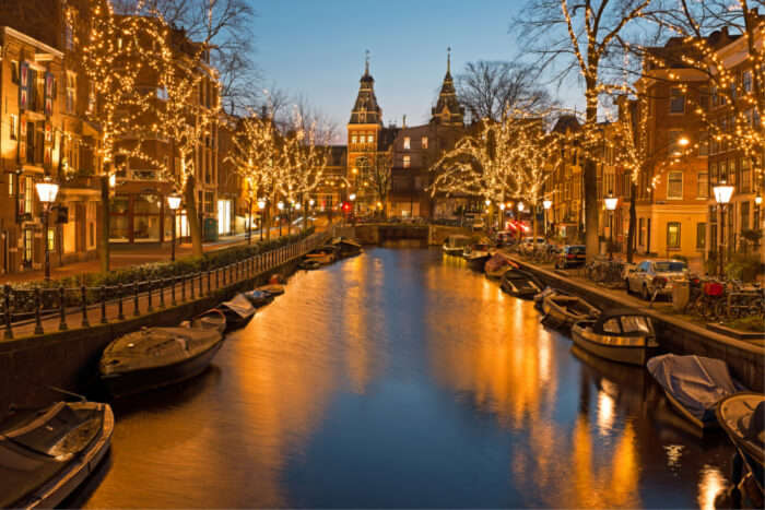 cover christmas netherland
