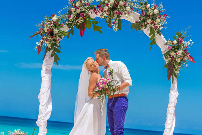 Top Maldives Wedding Venues