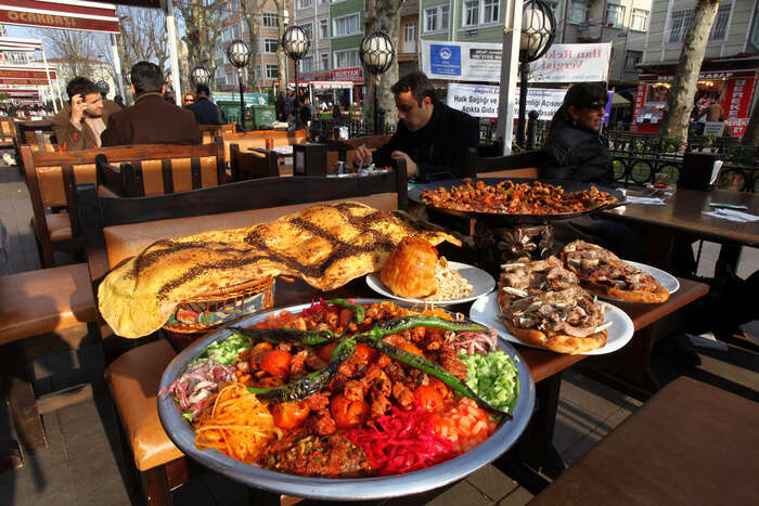 Popular Restaurants in Istanbul
