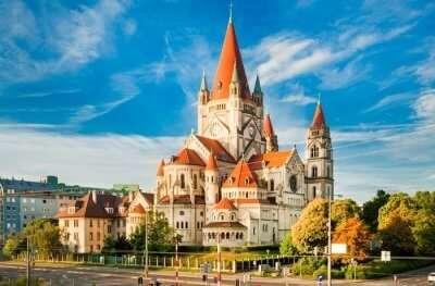Best Churches In Austria