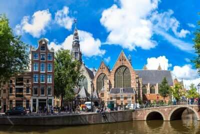 Famous and fabulous Dutch Churches