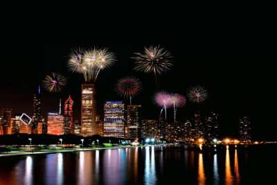 Famous Festivals In Chicago