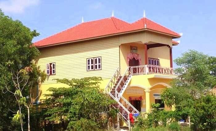 Homestays In Cambodia