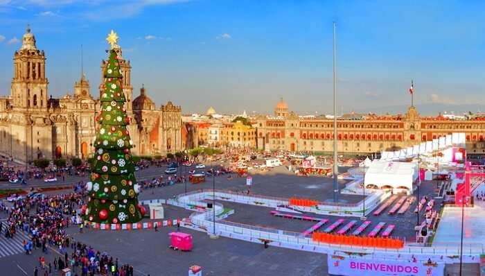 Christmas In Mexico 2019 9 Traditions That Are Worth Witnessing