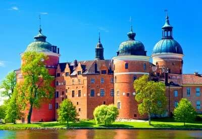 Beautiful Swedish castle