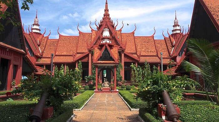 major attractions in Phnom Penh