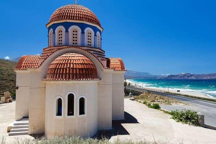 orthodox church crete