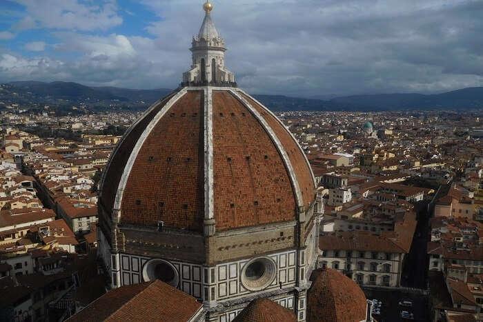 Duomo Florence City