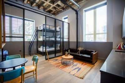Hostels in chicago