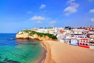 Beautiful Beaches in Portugal,Lisbon