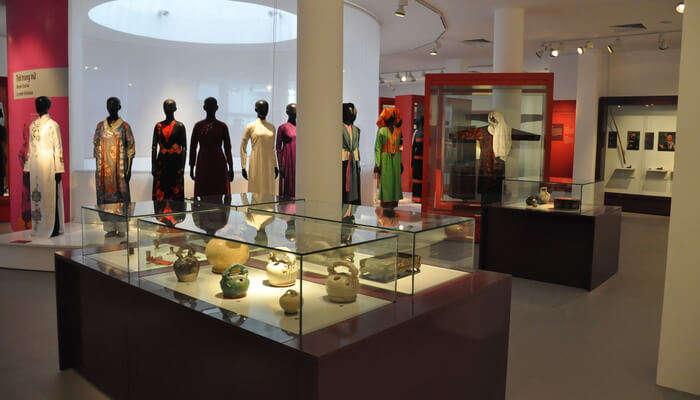Women's cloth Museum
