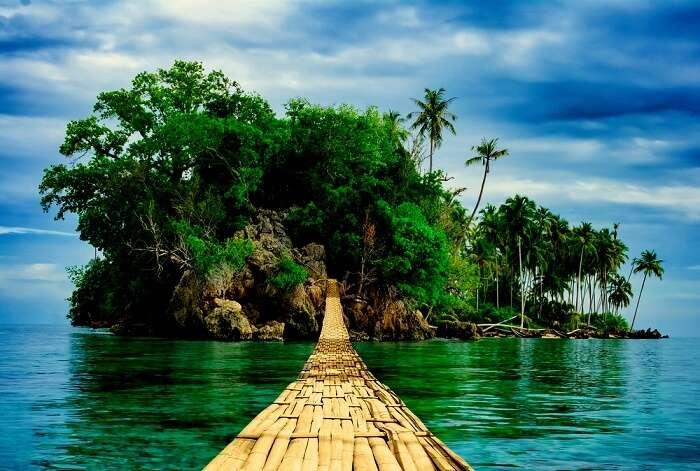 About Bamboo Island