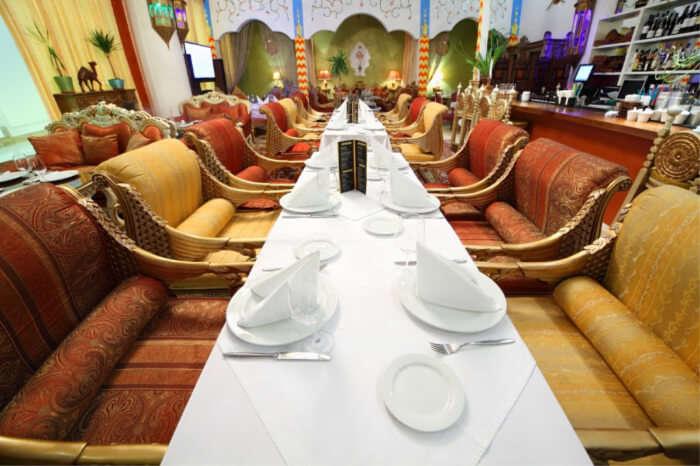 Indian Restaurants in Vienna cover