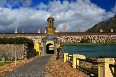 Major attractions of south Africa